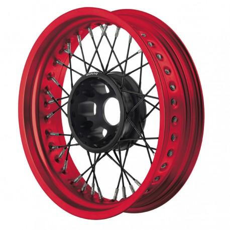 Aluminium wheels for BMW R1200GS
