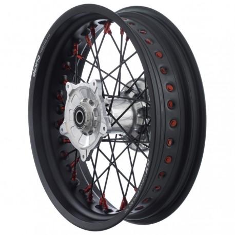 Aluminium wheels for BMW F 800 GS